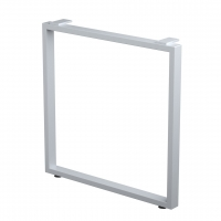 Металлическая Опора для стола QBox-50x25