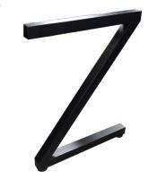 Металлическая Опора для стола ZW