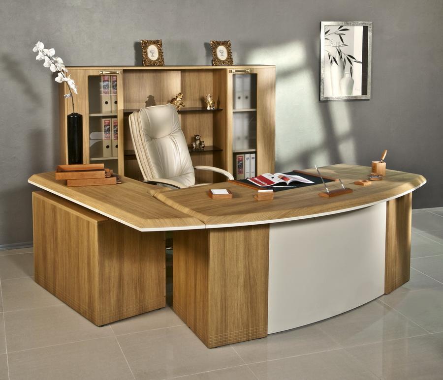Мебель в кабинет директора фото